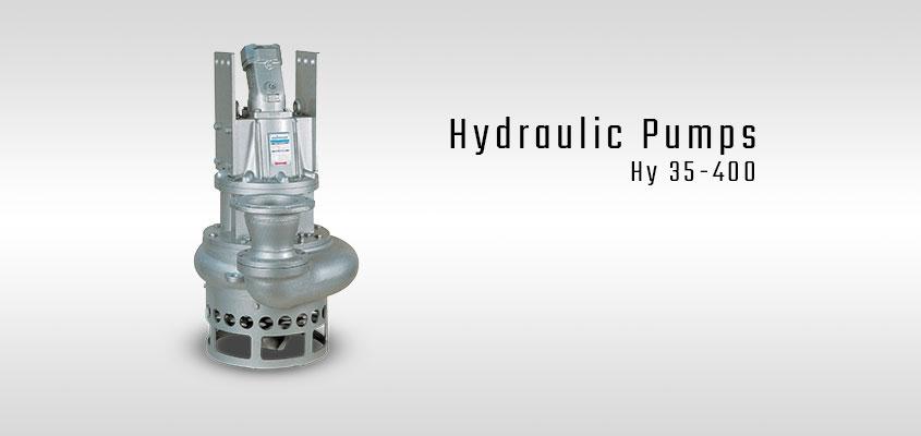 Hydraulic Pumps Hy 35-400