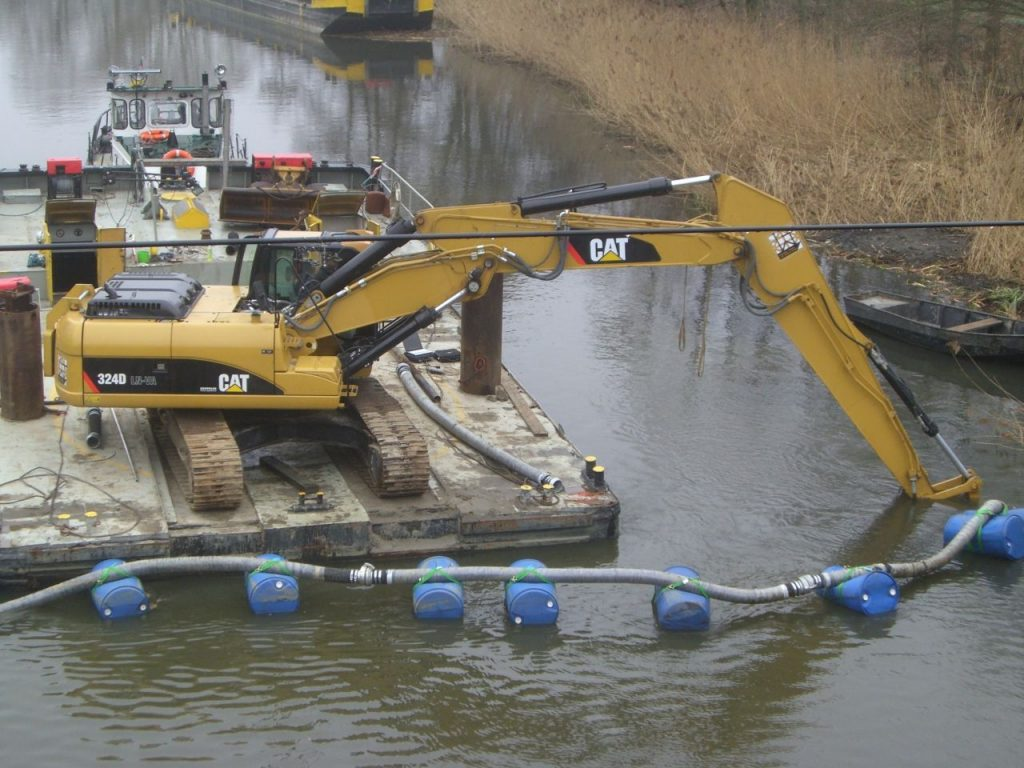 channel dredging