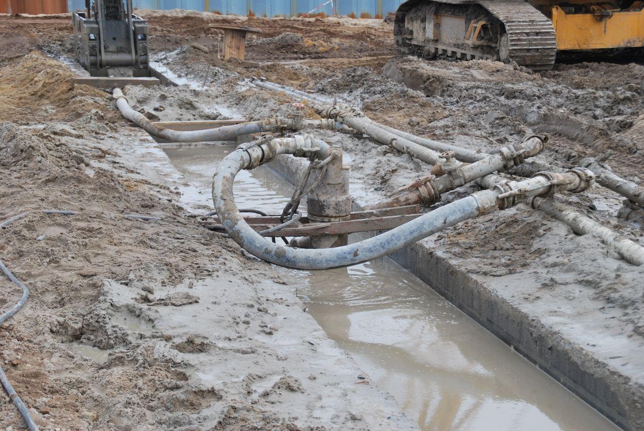 pumping bentonite 10