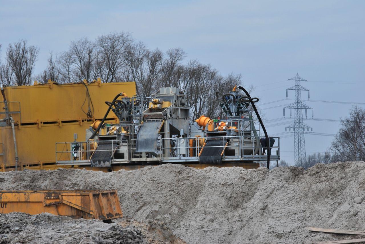 pumping bentonite 11