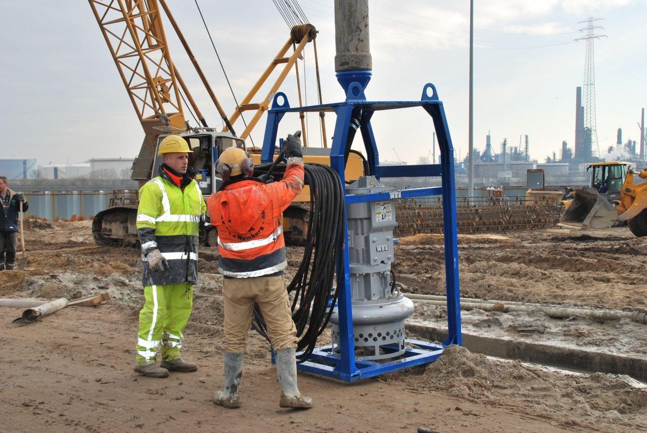pumping bentonite 2