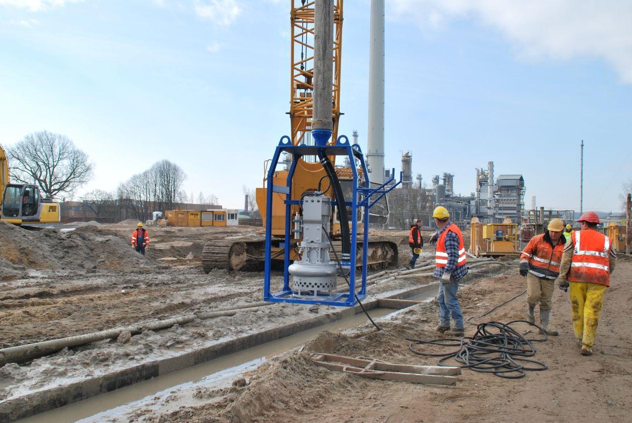 pumping bentonite 4