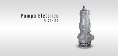 Pomps Elettrica EL25-150