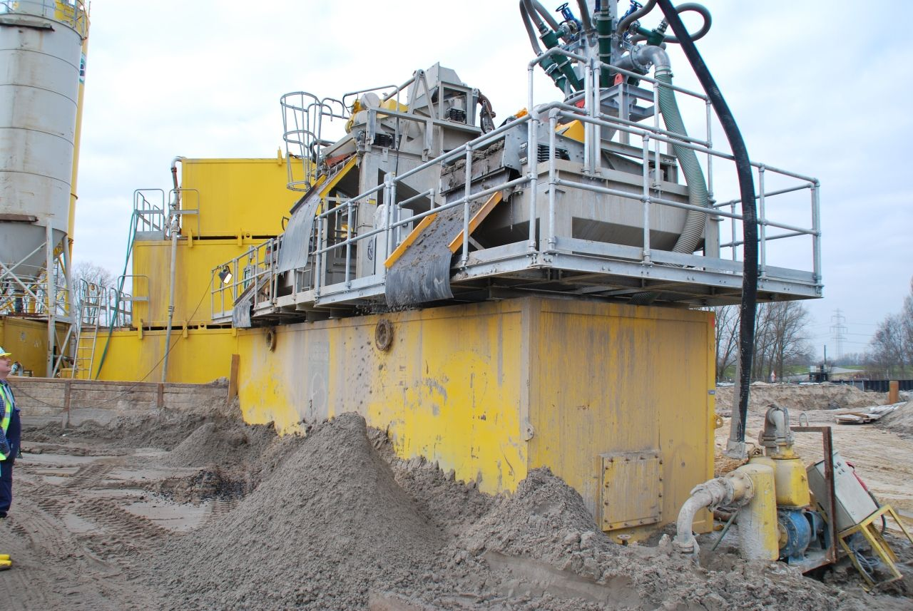 pumping bentonite 12